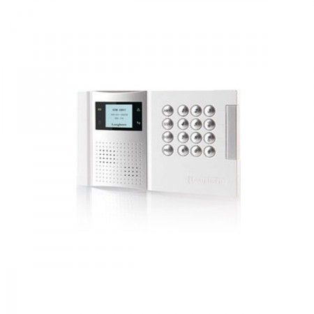 Wireless-Burglar-Alarm-Control-Panel